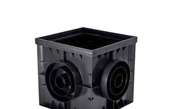 Дождеприемник Gidrolica 300х300 мм пластиковый